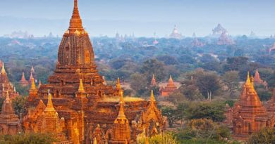 Myanmar. Hotels, apartments, trips